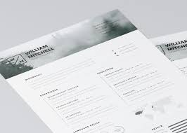 Free Indesign Resume Template Resume Cover Letter Template