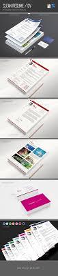 106 Best Cv Templates Designs Images On Pinterest Resume Ideas