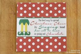 I made some christmas candy bar wrappers that take minutes to print and add. Elf Inspired Printable Christmas Candy Bar Wrapper Bombshell Bling