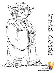 Small Picture Famous Star Wars Coloring Star Wars Cartoon Coloring Free