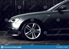 Rims Design Studio Audi A6 C7 Rims Editorial Photo Image Of Sline Shot