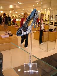 Just The Right Shoe Display Stand Examples Of Our Display Solutions Gillis Creative Display Solutions 49