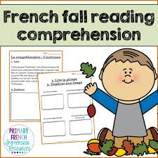 French fall resources - Primary French Immersion Resources