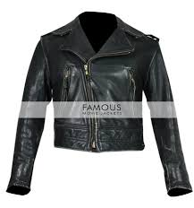motorcycle real leather jacket previous