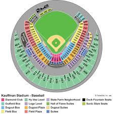 Curious Kauffman Stadium Suite Map Kansas City Royals Seat