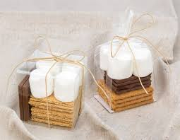 how to make a s mores kit wedding or party favor