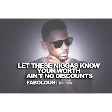 Fabolous Quotes Fascinating DiaryQuote Bish Bounce Fabolous Music Quote TheDiary THE