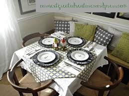 Kitchen Table Setting Everyday Kitchen Table Setting Ideas Best Kitchen Ideas 2017