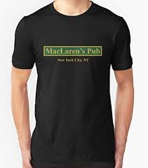 Artisan Ny Size Chart Amazon Com Maclarens Pub New York How I Met Your Mother