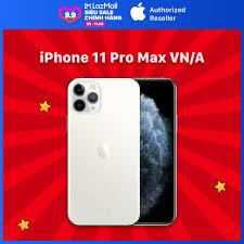 iPhone 11 Pro Max - Chính Hãng VN/A - Mới 100% (Chưa Kích Hoạt, Chưa qua sử  dụng) - Bảo Hành 12 Tháng Tại TTBH Apple - Trả Góp lãi suất 0%