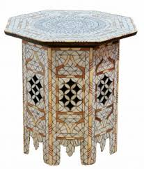 jalan furniture. White Mother Of Pearl Side Table Jalan Furniture