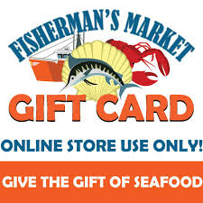 Market Seafood Outlet Online Gift Card
