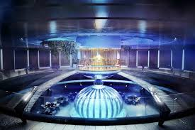 hydropolis underwater resort hotel. Dubai Unveils Hotel With Underwater Rooms Hydropolis Resort U