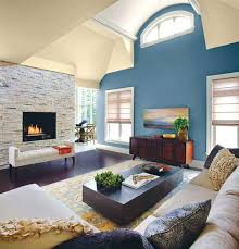 accent walls living room fireplace blue accent wall living room living room blue accent wall org