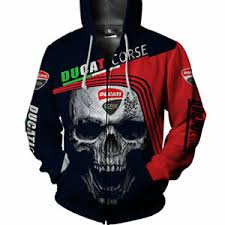Ducati Size Chart Details About Ducati Superbike Men Shirt Zip Up Hoodie S M L Xl 2xl 3xl 4xl 5xl Us Size