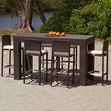 source outdoor furniture napa bar side. great idea for pool area dining source outdoor high all weather wicker bar height furniture napa side e
