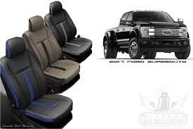 2017 ford superduty leather interior s