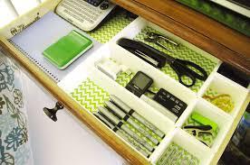 office drawer organizers. desk drawer organizer ideas office organizers