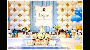1st birthday homemade decorations balloon decoration ideas for
