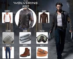 x men origins wolverine costume full guide