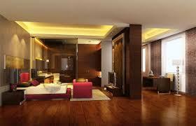 modern romantic bedroom with parquet wood flooring ideas