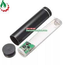 DMST Box sạc dự phòng 1 cell vỏ nhôm (Không pin) - Pin và dụng cụ sạc pin  Nhãn hàng No brand
