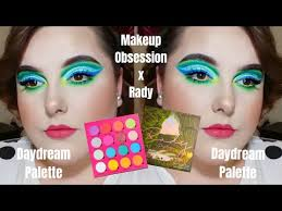 makeup obsession x rady day dream