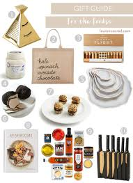 Gift Guide: For the Foodie - Lauren Conrad