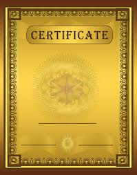 Templates For Certificates Vector Templates Of Certificates Design Set 03 Free Download