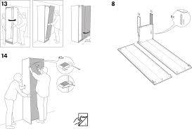 Handleiding Ikea Pax Garderobekast Pagina 11 Van 12 Dansk