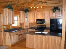 Cabin Kitchens Log Cabin Kitchen Decor All About Kitchen Photo Ideas