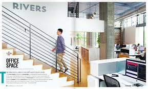 Interior Design Office Space Amazing CHM Features Rivers' Stylish Office Space Rivers Agency