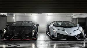 lamborghini veneno. lamborghini veneno roadsters in the hong kong dealership n