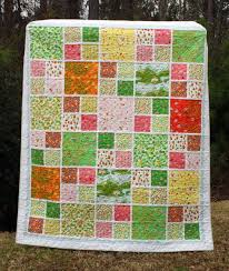 103 best Quilts ~Simply Squares & Rectangles images on Pinterest ... & Briar Rose Layer Cake Quilt by Charlotte's gRACE for a Cure, via Flickr Adamdwight.com