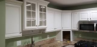 cabinet painting cabinet refinishing services in lansing michigan