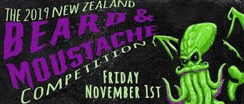6th NZ's <b>Beard</b> & <b>Moustache Competition</b> - Auckland - Eventfinda
