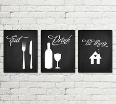 eat drink and be merry wall decor fresh wall art decor