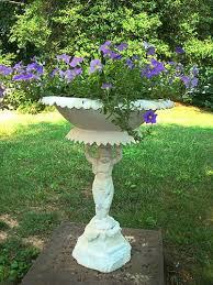 Decorative Large Urns Antique Garden Planters Urns Garden Antiques Decorative Arts 22