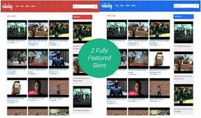 Best 7 Youtube Video Blogger Template Free Download 2014 Blogger