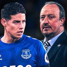 James Rodriguez exit, Denzel Dumfries alternative, Andre Gomes enquiry and  Everton transfer state of play - Liverpool Echo