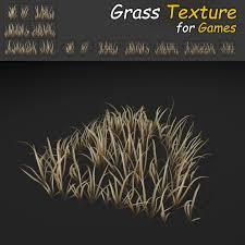 wild grass texture. Dry Wild Grass 3d Model Low-poly Max Obj Fbx Mtl Tga 1 Texture