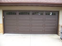 brown garage doorsDurand Garage Door  Repair Sales  Installation  Durand IL
