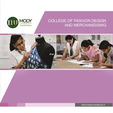 Fashion Designing Courses In Pondicherry University Mody University College Of Fashion Design And Merchandising