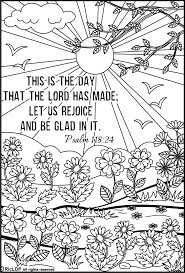 On coloring4all we also suggest printable pages, puzzles, drawing game. Psalm 118 24 Coloring Page Bible Verse Coloring Page Bible Coloring Pages Bible Coloring Sheets