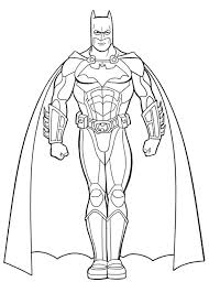 114 batman pictures to print and color. Batman Coloring Pages Coloring Book Batman Superheroloring Pages Images On Jpg Cliparting Com