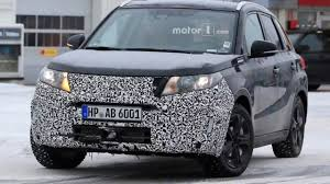 suzuki grand nomade 2018. exellent grand 2018 suzuki grand vitara redesign spy shots to suzuki grand nomade