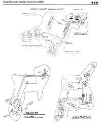 Labeled custom diagram fender telecaster wiring