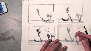 tips on composition study for painting and drawing