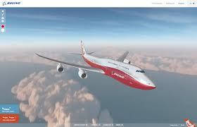 Boeing Design Your Own Boeing 747 Design Your Own Livery Ampergrand
