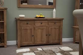 living room wooden furniture. tilson solid rustic oak dining living room furniture large storage wooden